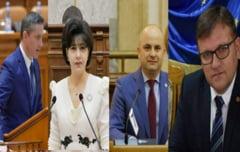 Patru social-democrati grei din Botosani ar fi amenintat grosolan o fosta colega de partid. Tupeul ar ascunde in spate un clan