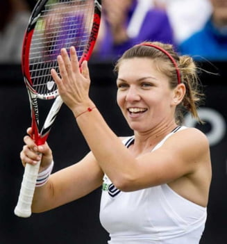 Patru tenismene romance, la Indian Wells: Programul jocurilor