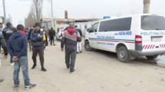 Patrule cu misiunea de a supraveghea cetatenii intorsi din vestul Europei