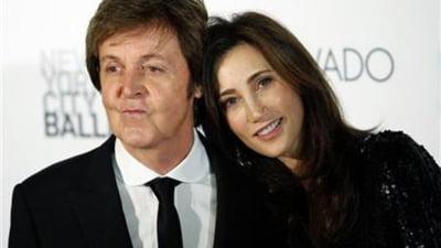 Paul McCartney se insoara duminica