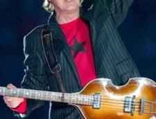Paul McCartney va canta in Israel in ciuda presiunilor la care a fost supus
