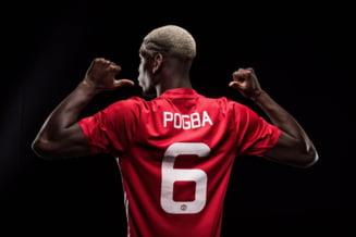 Paul Pogba a anuntat ca vrea sa o paraseasca pe Manchester United