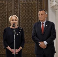 Paul Stanescu: Motiunea pica. A vrut-o presedintele Iohannis, pentru care cel mai puternic contracandidat e Viorica Dancila