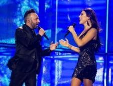 Paula Seling, desfiintata pentru tinuta de la Eurovision: Rusine! Rusine, TVR!