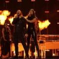 Paula Seling si Ovi au avut prima repetitie pe scena Eurovisionului