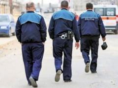 Paza magazinelor din Iasi, in atentia politistilor