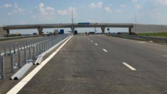 Paza non-stop pe Autostrada Bucuresti-Ploiesti