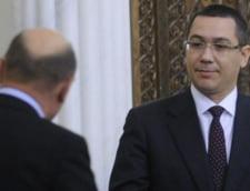 Pe Basescu l-a busit marfarul Ponta (Opinii)
