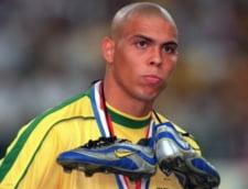 "Pe Ronaldo il trec fiorii: ""Puteam sa mor pe teren"""