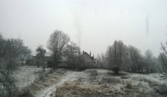 Pe Semenic si la Anina a nins
