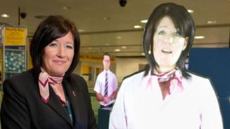 Pe aeroportul din Manchester, pasagerii vor fi intampinati de holograme