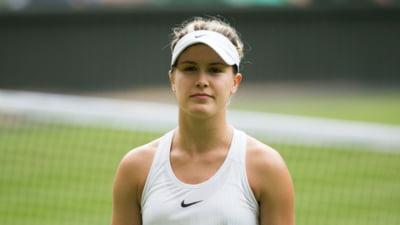 Pe ce loc a ajuns Eugenie Bouchard, la sapte ani de cand se anunta viitorul star al tenisului feminin