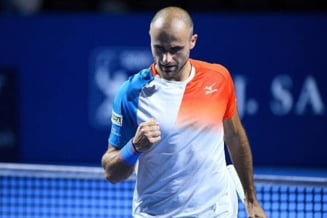 Pe ce loc in clasamentul ATP va urca Marius Copil, daca va reusi victoria carierei in fata lui Roger Federer