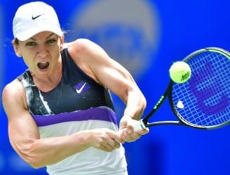 Pe ce loc risca sa coboare Simona Halep in clasamentul WTA dupa abandonul de la Wuhan