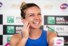 Pe ce loc se afla Simona Halep in clasamentul mondial de tenis dupa accidentarea cumplita de la Roma