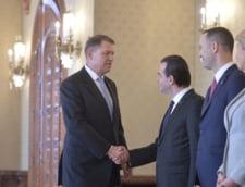 Pe cine acopera Klaus Iohannis, cum a crescut Victor Ponta si unde se vede USR