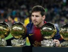 Pe cine alege Ronaldo in lupta pentru Balonul de Aur