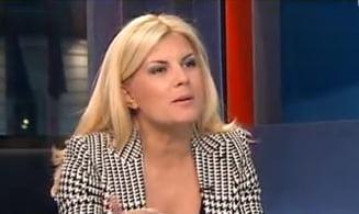 Pe cine vede Elena Udrea ca posibili contracandidati ai lui Antonescu la presedintie