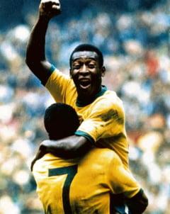 """Pe cine vede marele Pele cel mai bun fotbalist din lume. """"A devenit un jucător grozav"""""""