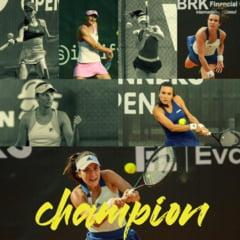 Pe cine vor intalni Simona Halep si HoriaTecau, la dublu mixt, la turneul Winners Cup