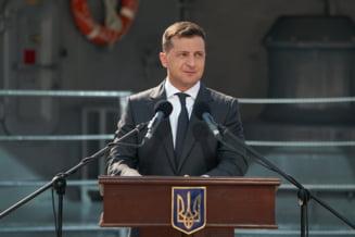 Pe fondul conflictului cu Rusia, Ucraina cere sa fie primita cat mai urgent in NATO si UE