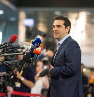 Pe fondul tensiunilor cu UE, Tsipras si Putin discuta despre Turkish Stream
