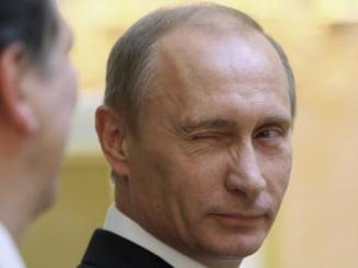 Pe fondul tragediei din Ucraina, Putin isi face sondaje pentru al patrulea mandat