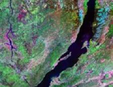 Pe lacul Baikal au fost descoperite cercuri negre misterioase