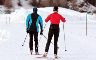 Pe pârtiile de schi din Brașov, doar cu certificat COVID