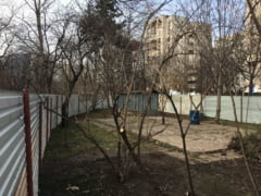 Pe spatiul verde din Parcul Circului se construieste o cafenea intr-un fost WC public, cu aviz de la Primarie. Ce cred bucurestenii si ce spune investitorul
