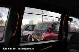 Pe strazile din Londra au aparut primele taxiuri negre electrice