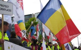 Pe tema legilor cu caracter PROTECEsIONIST, Iohannis, SOMAT sa-l ia la intrebari pe presedintele Frantei