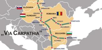 Pe unde trece autostrada construita de americani in Romania. Tronsoanele finantate din fondul de 7 miliarde de dolari