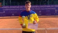 Pe urmele lui Pavel! Sebastian Gima, noul campion al Romaniei la tenis