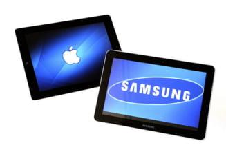 """Pedeapsa pentru Apple - trebuie sa """"faca reclama"""" rivalului Samsung"""