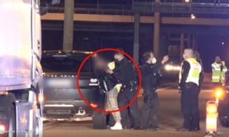 Pedeapsa primita de martorul unui grav accident de circulatie care a fotografiat scena cumplita: politistii l-au fortat sa priveasca cadavrele