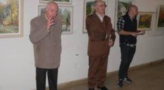 "Peisaje, portrete si autoportrete la ""Ultima personala"" a pictorului Mihai Butnaru"