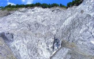 Peisajele uimitoare de la Meledic, locul putin cunoscut din Buzau. Ar fi usor de vizitat dupa suspendarea restrictiilor de circulatie