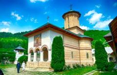 Pelerinaj la Manastirea Polovragi