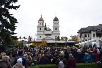 Pelerinajul de Sfanta Parascheva de la Iasi va fi organizat cu masuri speciale pentru distantarea credinciosilor