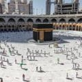 Pelerinajul de la Mecca, strict pentru vaccinați. Marea adunare religioasă a fost restricționată la câteva sute de oameni