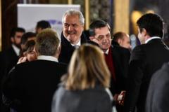 Penalii de rang inalt care au fost la Ateneu, la ceremonia cu liderii UE (Galerie foto)