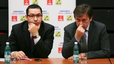Pensiile si salariile - zaharelul electoral al USL
