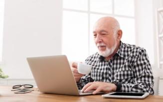 Pensionarea la 70 de ani si interdictia cumularii pensiei cu salariu, aprobate de Senat