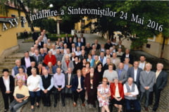 Pensionarii Sinterom au sarbatorit 80 de ani de la infiintarea companiei
