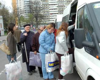 Pensionarii si veteranii au ramas fara reduceri pe microbuze