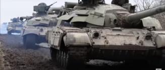 "Pentagon: Desfasurarea militara rusa la frontiera cu Ucraina, ""mai masiva"" decat in 2014 la anexarea Crimeei"