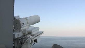Pentagonul se inzestreaza cu arme laser inspirate din Star Wars