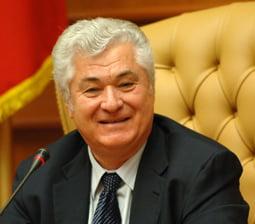 Pentru Voronin, Romania si Transnistria sunt probleme la fel de mari