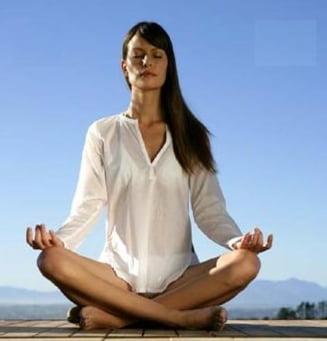 Pentru a alunga stresul, adopta o atitudine Zen